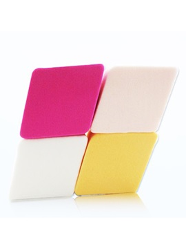 Makeup Foundation Sponges 4 Puffs Bag