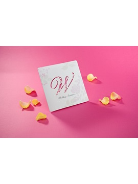 Flat Card Invitation Cards 20 Pieces One Set