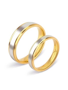 New Gold Couples Rings Price For A Pair