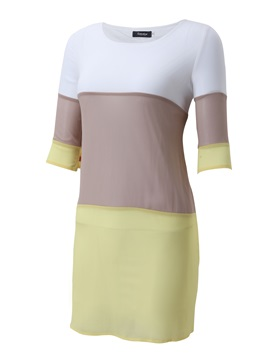 European Style Joint Day Dress