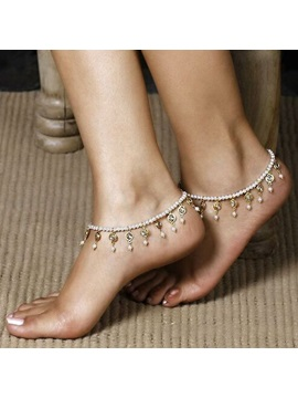 Bohemia Beads With Tassels Anklets Price For A Pair