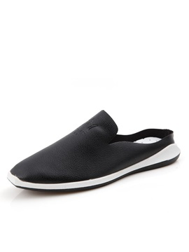 Closed Toe Slip On Mens Loafers