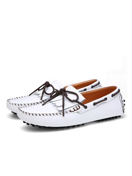 Tassels Slip On Mens Loafers