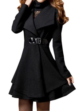 Special Hem Slim Trench Coat