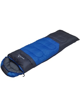 Envelope Drawstring Hood Youth Sleeping Bag