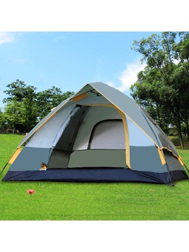 3 4 Person Camping Pop Up Tent