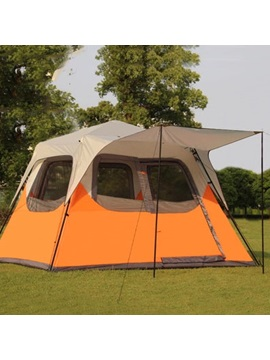 5 8 Person One Room Pop Up Tent