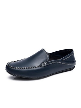 Thread Slip On Mens Casual Shoes
