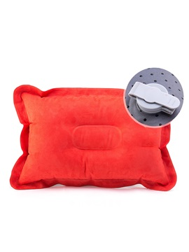 Self Inflating Travel Portable Pillow