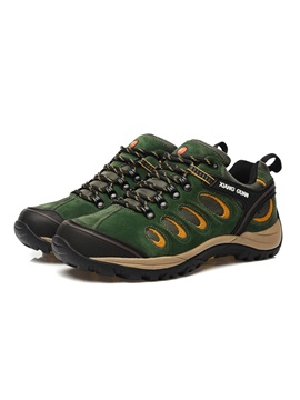 Waterproof Low Cut Mens Hiking Boots