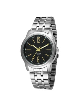 Simple Style Mens Quartz Chain Watch
