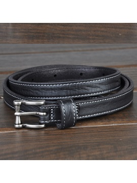 Style Pin Buckle Womens Belt