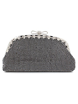 Graceful Rhinestones Women Clutche Evening Bag