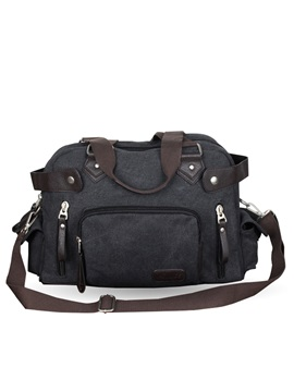 Casual Zipper Men Chest Pack