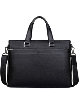 Solid Beautiful Men Handbag
