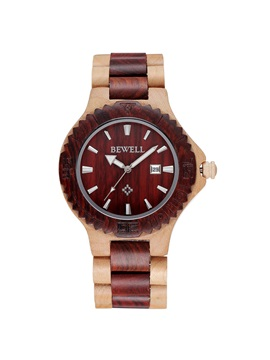 Graceful Quartz Movement Man Watch
