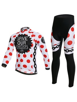Moisture Wicking Cycling Jersey And Pant
