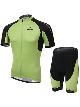 Breathable Short Sleeve Cycle Outfit