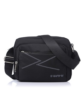 Casual Nylon Women Crossbody Bag