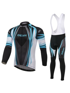Quick Drying Cycle Jersey And Bib Tights
