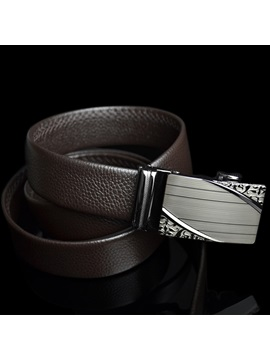 Hot Sale Pin Buckle Men Belt