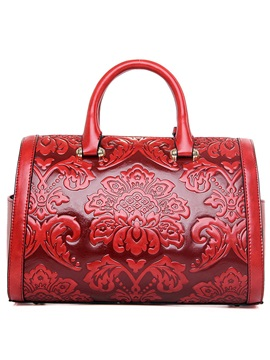 Hot Sale Pattern Women Satchel