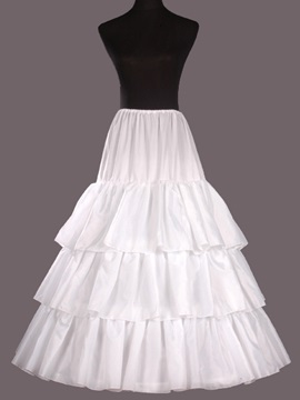 A Line Wedding Petticoat