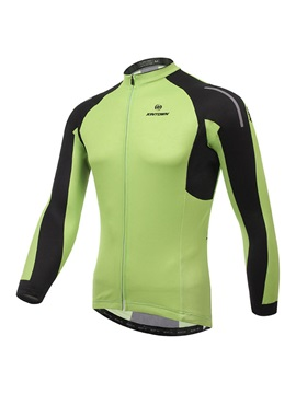 Polyester Winter Fleece Cycle Jersey