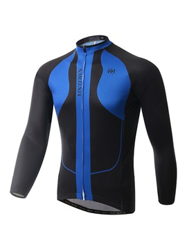 Color Block Basic Cycling Jersey