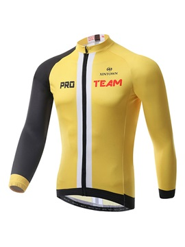 Form Fitting Front Mens Cycling Jersey