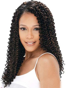 Jerry Curly Virgin Hair Human Hair Weave 1 Pc
