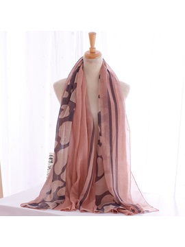 Hot Sale Tabby Technics Women Scarf