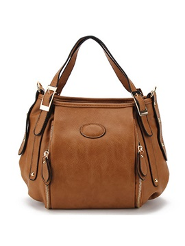 Soft Agraffe Women Satchel