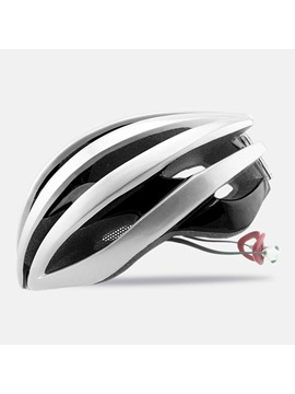 Pc Shell Unisex Bicycle Helmet With Light