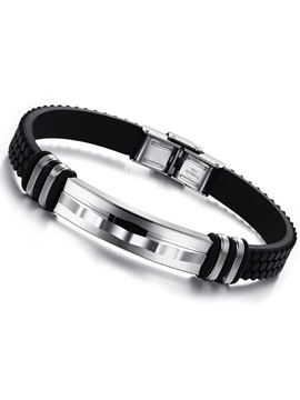 Chic Alloy Men Bracelet