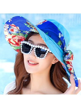 Casual Dome Pattern Sun Hat For Women