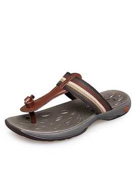 Pu Thong Flat For Men