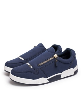Breathable Oblique Mens Casual Shoes