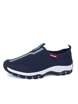 Breathable Mesh Mens Casual Shoes