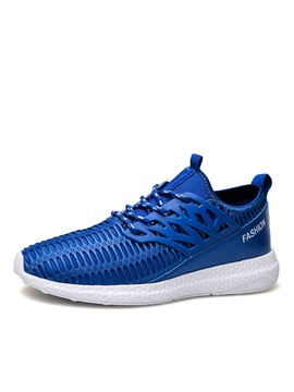 Breathable Mesh Sport Shoes For Men
