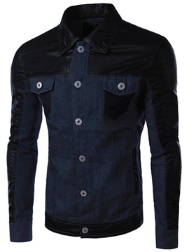 Joint Pu Mens Jacket