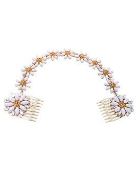 Splendid Flower Desing Hairpin