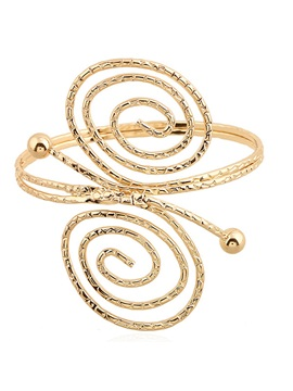 High Quality Metal Pattern Bracelet For Women