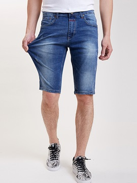 Denim Mens Springy Shorts