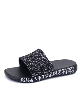 Cozy Open Toe Mens Flip Flops