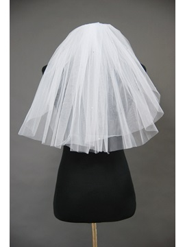 Attractive Tidebuy Floral Edge Wedding Bridal Veil Su75630