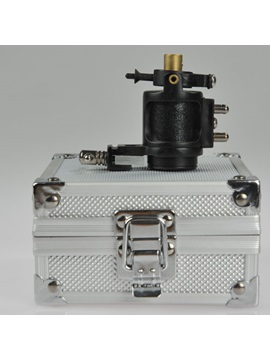 Delicate Motor Rotary Tattoo Machine For Liner And Shader With Case