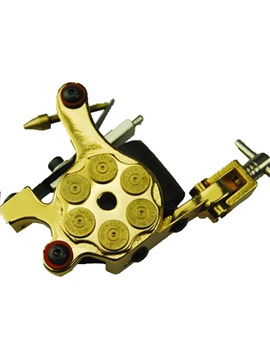 Chromatic Bullet Carbon Alloys Tattoo Machine For Liner Shader