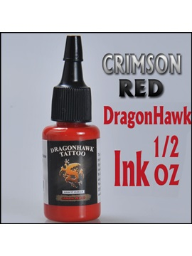 Tattoo Supplies 1 Bottle Of 1 2 Oz Tattoo Ink Red