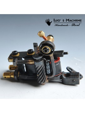 High Quality 100 Handmade Luos Tattoo Machine For Liner And Shader